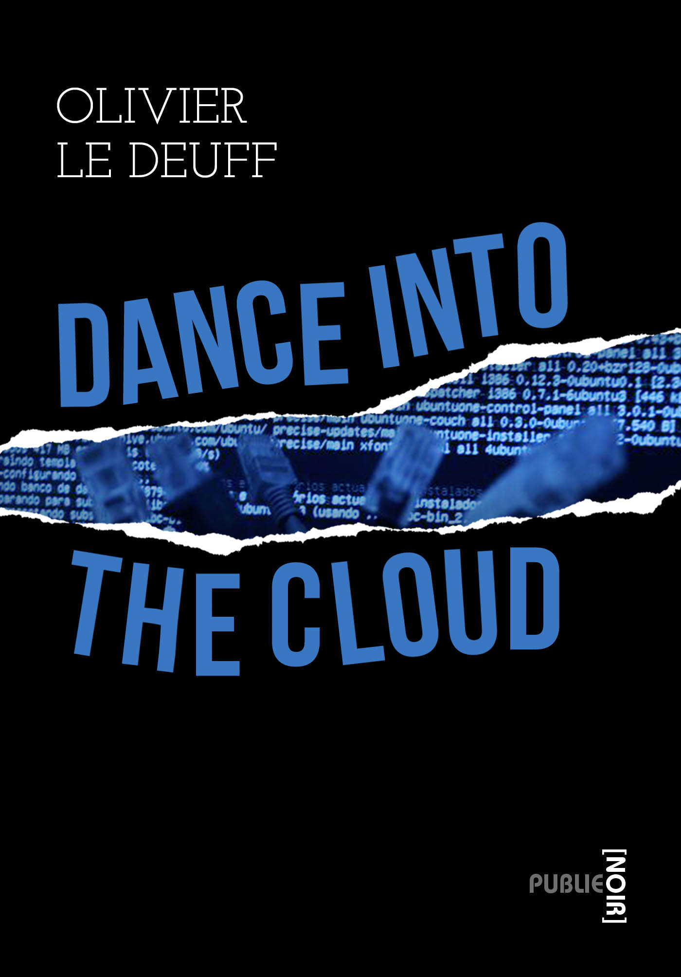 Couverture de Dance into the Cloud